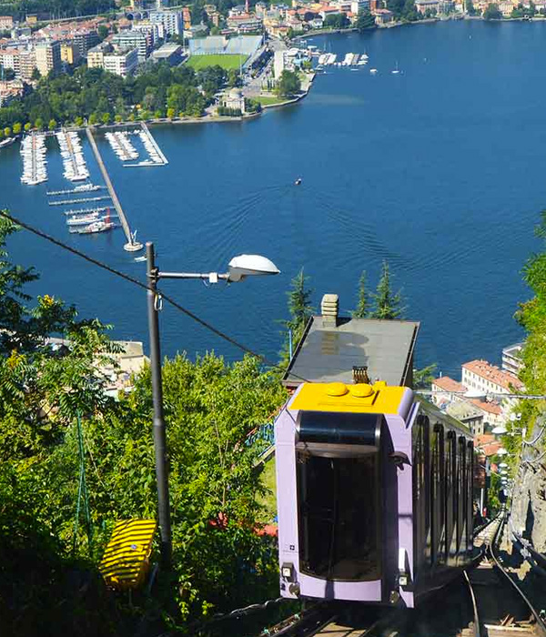 Attractions on Lake Como 2