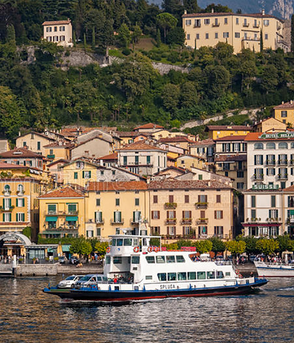 Attractions on Lake Como 1